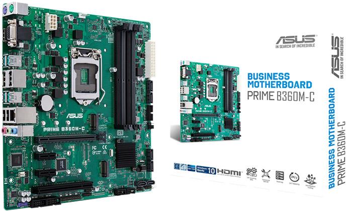 مادربرد ایسوس PRIME B360M-C