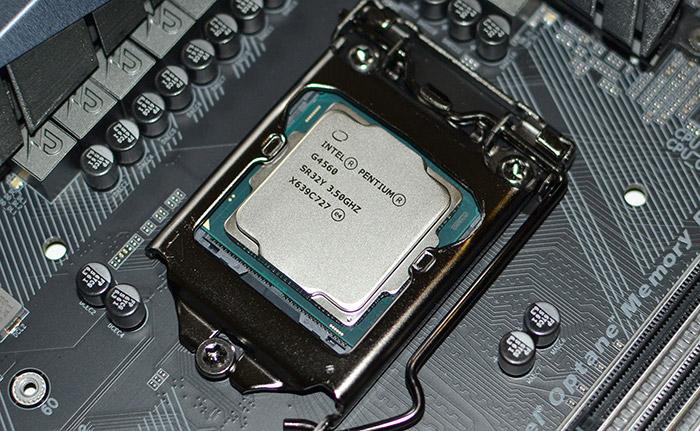 پردازنده بدون باکس اینتل Pentium G4560 Kaby Lake