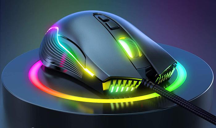 موس گیمینگ اونیکوما CW905 RGB