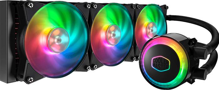 فن پردازنده مایع کولر مستر MasterLiquid ML360